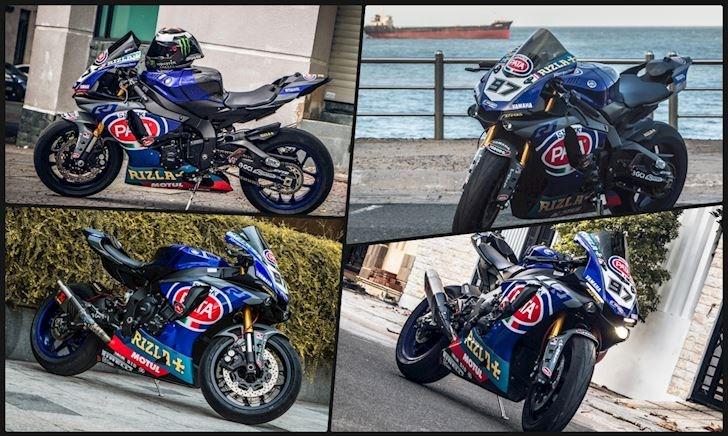 100 triệu đồng, Yamaha R1 lột xác với phong cách xe đua WSBK
