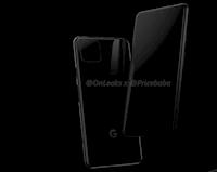 Google Pixel 4 rò rỉ thiết kế giống hệt iPhone 11 với cụm camera không đẹp cho lắm