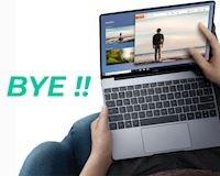 Intel và Microsoft bỏ rơi, Huawei chính thức dừng sản xuất và phân phối laptop