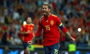 Kỉ lục kinh dị của Sergio Ramos khiến siêu sao thế giới 'lác mắt'