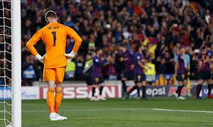 MU sa sút khiến De Gea bị Tây Ban Nha coi như người thừa