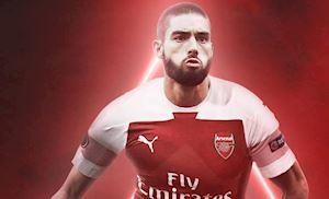 Yannick Carrasco đồng ý đến Arsenal