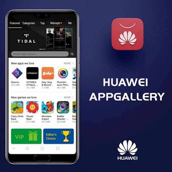 Huawei xuong nuoc keu goi cac nha phat trien ung dung Android1