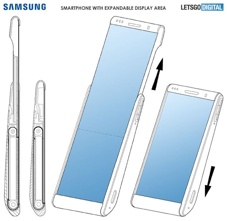 Samsung nghien cuu mot chiec smartphone moi thay the cho Galaxy Fold dang gap nhieu loi1