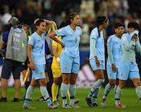 Women's World Cup 2019: Thái Lan suy sụp toàn diện