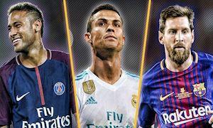 Vượt Ronaldo, Messi là cầu thủ kiếm tiền đỉnh nhất thế giới năm 2019