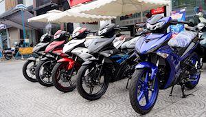 Bảng giá xe Yamaha mới nhất hôm nay tháng 7/2019