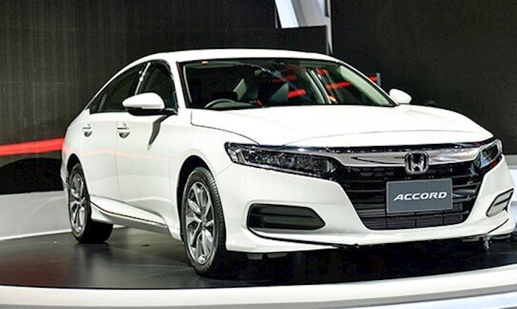 Bảng giá xe Honda Accord tháng 9/2019 mới nhất