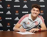 CHÍNH THỨC: Daniel James ký hợp đồng 5 năm với Man Utd kèm điều khoản