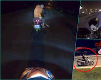 Những cách giúp anh em tránh bị cướp khi chạy xe ban đêm