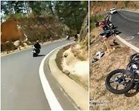 Tai nạn khi dợt đèo và những nguyên nhân không đỡ nổi
