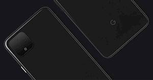 Nóng: Google Pixel 4 đã có thiết kế chính thức