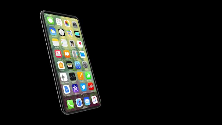 Concept iPhone 2020