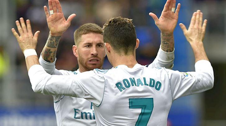 Ramos khong moi cuoi Ronaldo: Tinh anh em co chac ben lau anh 2