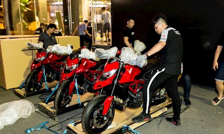 Ducati Hypermotard 950 về Việt Nam, 460 triệu cho anh em mê chơi xe đa địa hình