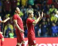 Bảng xếp hạng FIFA tháng 6/2019: Đội tuyển Việt Nam top 15 châu Á