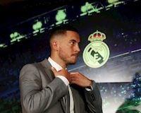 Hazard gây sự với Modric ngay ngày đầu tiên ở Real