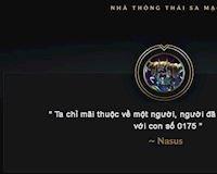 Những câu thoại bá đạo của tướng LMHT chỉ có thể do game thủ Việt nghĩ ra