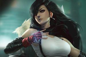 Cộng đồng Gosu kêu gào vì ngực Tifa đã bị thu nhỏ trong Final Fantasy VII Remake