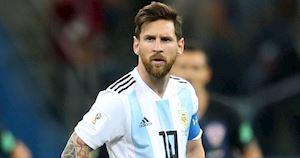 Copa America 2019: Đồng đội của Messi thua xa Brazil thiếu Neymar