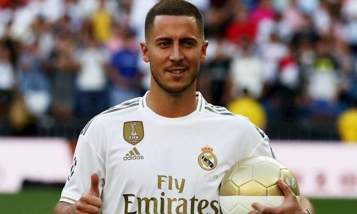 Hazard bị xử phũ phàng ngày ra mắt Real