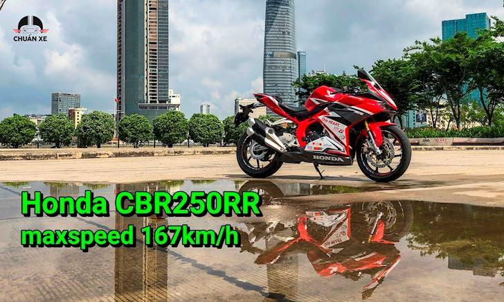 Trải nghiệm xe Honda CBR250RR 2019, 150 triệu đồng