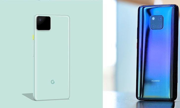 Nhìn Pixel 4, chúng ta đã thấy Huawei đi xa như thế nào trên Mate 20 Pro