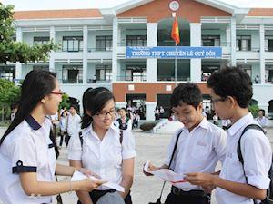 Tra cứu điểm thi tuyển sinh lớp 10 năm 2019 tại Ninh Thuận