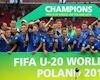 Hàn Quốc thua ngược Ukraine ở chung kết U20 World Cup