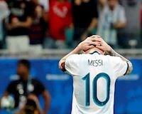 Messi gây thất vọng, Argentina thua bẽ bàng trận ra quân Copa America