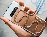[Video] Độ bộ tản nhiệt làm mát bằng hơi nước cho Galaxy S10 anh em cũng có thể tự làm