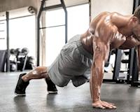 Kết hợp plank và hít đất trong cùng lịch tập để nâng cao hiệu quả tăng cơ đốt mỡ