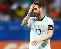Messi 'ăn hành' 40 phút sau thất bại lịch sử của Argentina