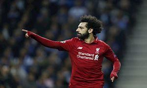 Salah từ chối 170 triệu euro để đến Real hoặc Juventus