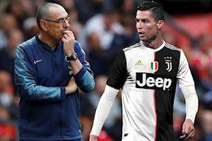 Vừa đến Juve, Sarri muốn mang ngay 'hàng khủng' về trợ giúp Ronaldo