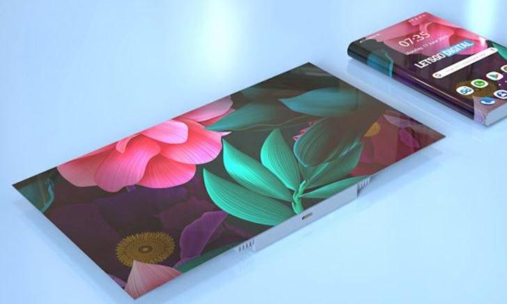 Xuất hiện bằng sáng chế smartphone gập chất lừ kế nhiệm Mate X của Huawei