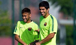 Xử phũ Griezmann, Suarez bắn tín hiệu đến Neymar