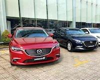 Bảng giá xe Mazda tháng 10/2019 mới nhất