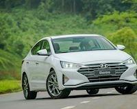 Bảng giá xe Hyundai Elantra mới nhất tháng 9/2019