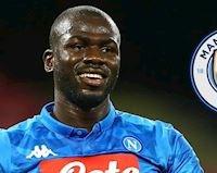 Man City ra giá trăm triệu bảng, Koulibaly vuột khỏi tay MU