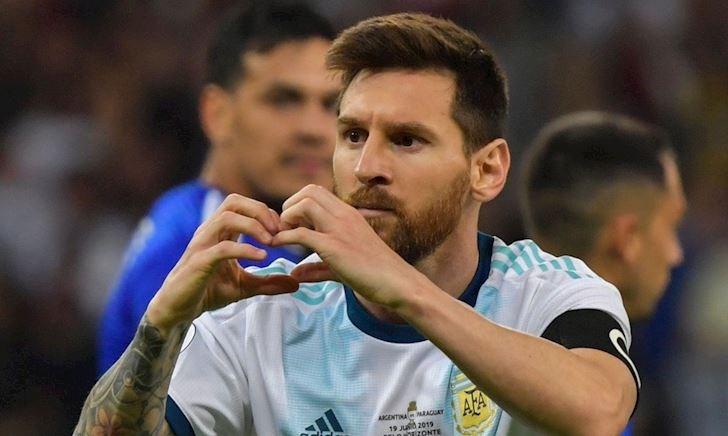 Messi nổ súng, Argentina thoát thua ngoạn mục trước Paraguay