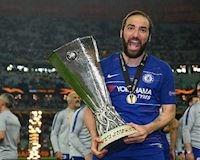 Sarri mở lời, hai trò cũ tại Chelsea nhấp nhổm về Juventus