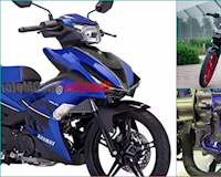 Thay động cơ, Yamaha Exciter 155 VVA 2019 có mạnh hơn Suzuki Raider?