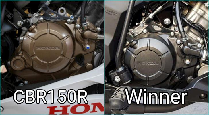Honda Winner X có mạnh hơn Suzuki Raider