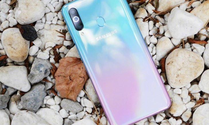 Samsung tung Galaxy A60, đẹp mê hồn như Huawei P30 Pro nhưng giá chỉ bằng 1/5