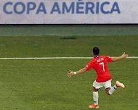 Sanchez đá như thần, Chile thẳng tiến sau trận cầu bạo lực ở Copa America 2019