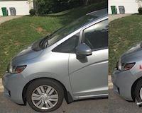 'Lười đi làm' Anh chàng Photoshop giả vờ bánh xe bể để trốn sếp