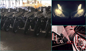 Hình ảnh thực tế của Honda Winner X và ngày ra mắt chính thức