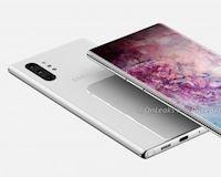 Galaxy Note 10 cuối cùng cũng học tập theo iPhone ở những chi tiết sau