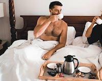 Ngoài uống cà phê, đàn ông nên làm gì vào lúc 7h sáng?